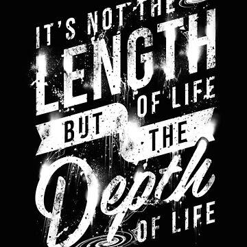 Depth of Life by opawapo