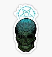 Ritual Skull Sticker