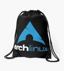 Arch Linux Drawstring Bag