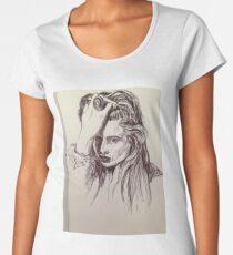 Abbey Lee Women's Premium T-Shirt
