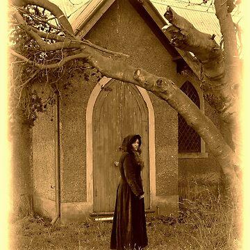 Pagans Walk Through Epping Forest by UncaDeej