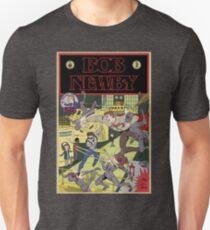 Bob Newby Comic Cover (Clean) Unisex T-Shirt