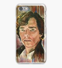Sherlock Benedict Cumberbatch iPhone Case/Skin