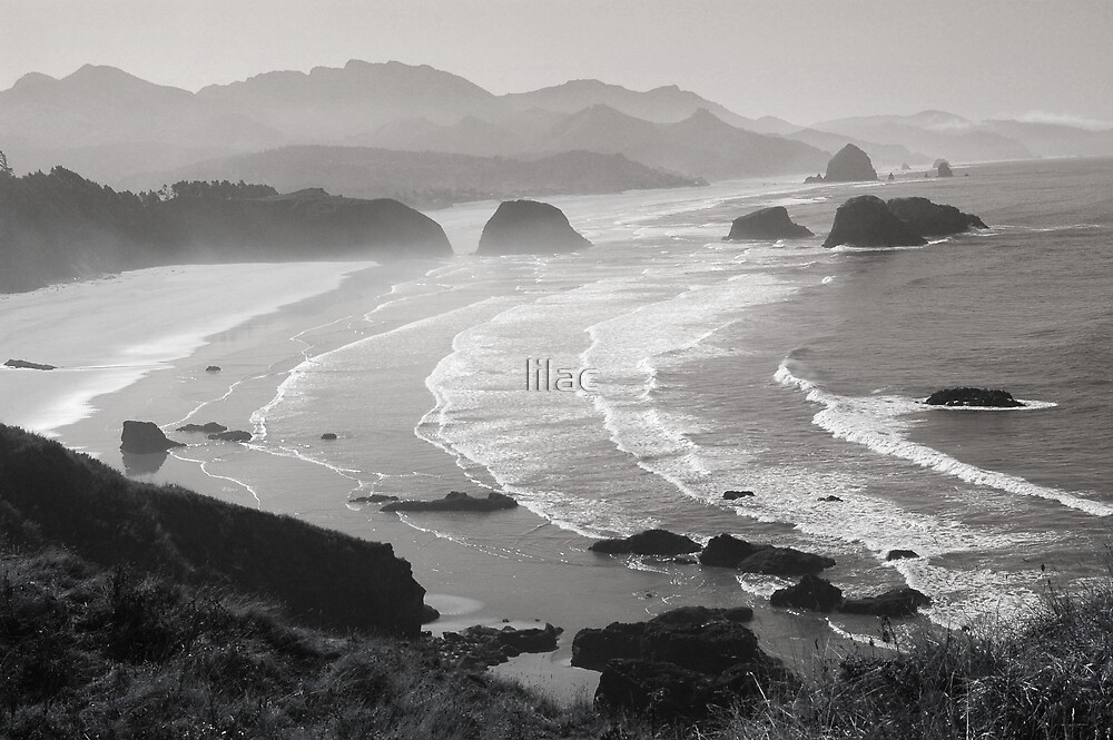 Cannon Beach by lilac
