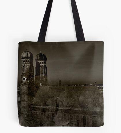 afraid of the light XIV Tote Bag