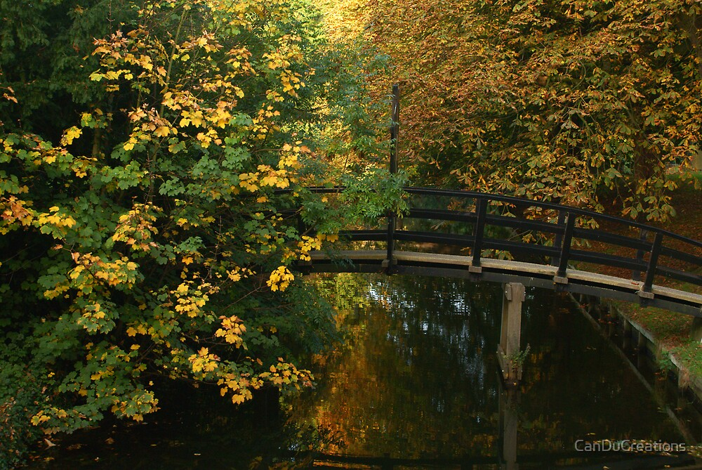 That cute little bridge by CanDuCreations