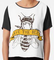 Blusa ¡Salva a las abejas!