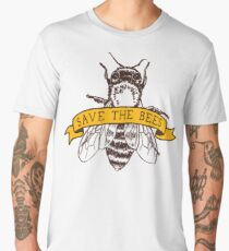 Save The Bees! Men's Premium T-Shirt