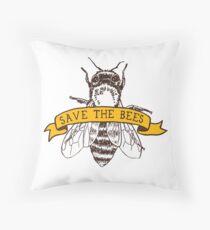 Cojín ¡Salva a las abejas!