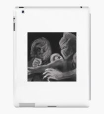 doultree, designs, concept, art iPad Case/Skin