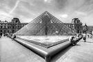Musee du Louvre, Paris 3 by John Velocci