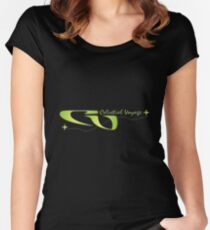 CELESTIAL VOYAGE Women's Fitted Scoop T-Shirt