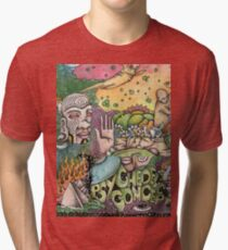 Psychedelic Art  Tri-blend T-Shirt