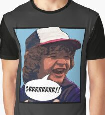 Dustin - Stranger Things Graphic T-Shirt