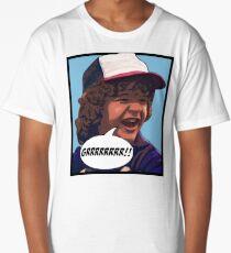 Dustin - Stranger Things Long T-Shirt