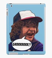 Vinilo o funda para iPad Dustin - Cosas extrañas