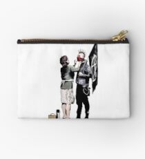 Banksy - Anarchist And Mother Studio Pouch