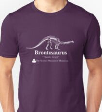 Brontosaurus - Stranger Things 'Thunder Lizard' Unisex T-Shirt