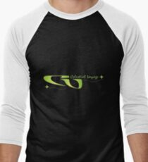 CELESTIAL VOYAGE Men's Baseball ¾ T-Shirt