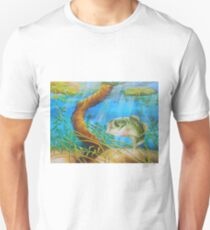 Bass Fish  Unisex T-Shirt
