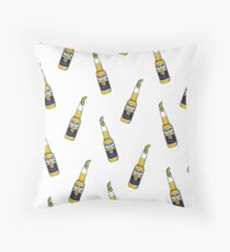 Summer of Corona Throw Pillow