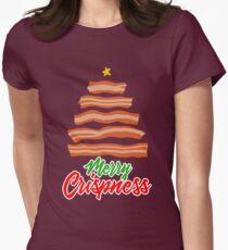 Merry Crispness! Women's Fitted T-Shirt