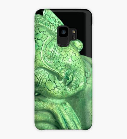 Green Buddha Case/Skin for Samsung Galaxy