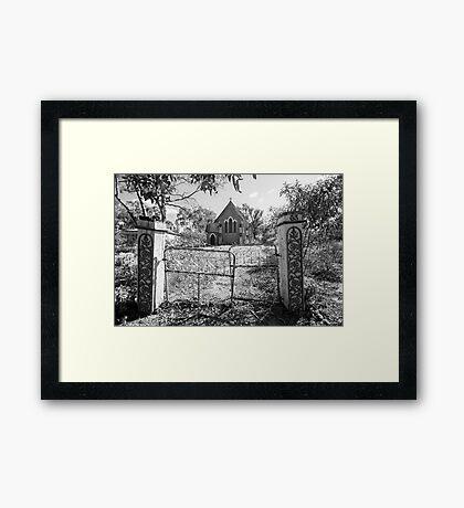 St Saviours Framed Print