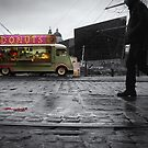 Donuts, Albert Dock, Liverpool by Nicholas Coates