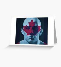 Team GSP Canada Greeting Card