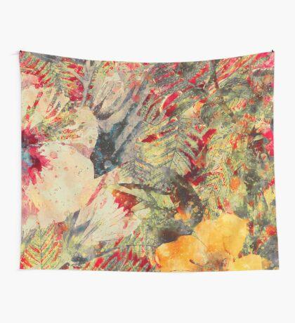 flowers pattern 31 #flowers #flora #pattern Wall Tapestry