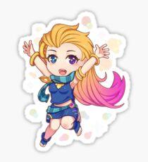 Zoe - League of Legends Sticker