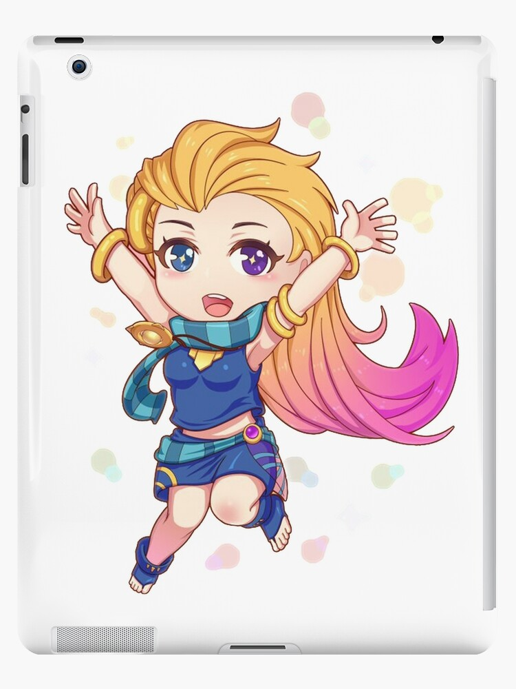 Zoe - League of Legends by Spowon