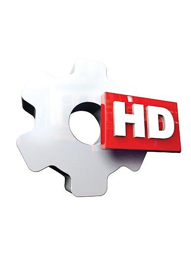 HD LOGO  by ANDIBLAIR