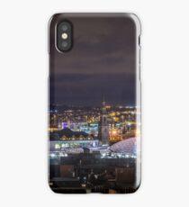 Leeds Skyline and the Dalek!  iPhone Case/Skin