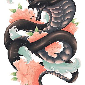 Legend of the Serpent by opawapo