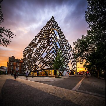 Sheffield University, South Yorkshire UK by ademcfade