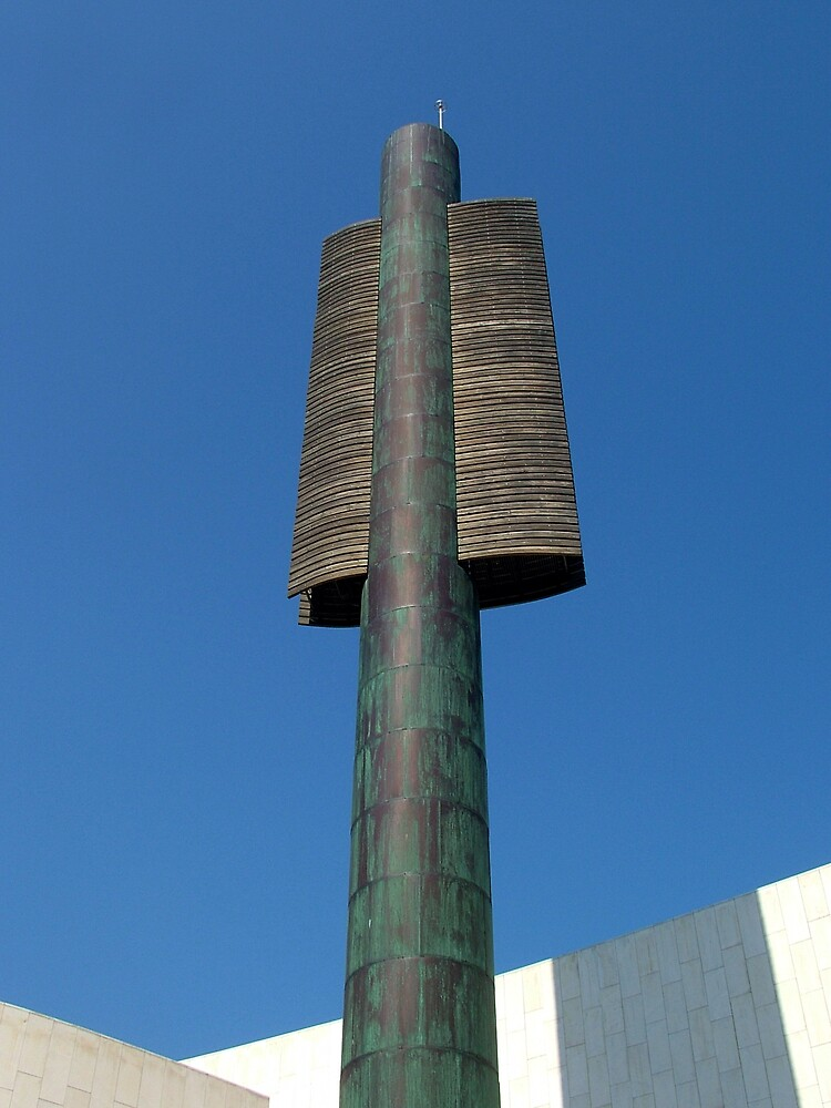 Sign of the Cross by Angus Russell