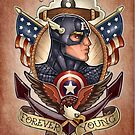 FOREVER YOUNG by Tim  Shumate