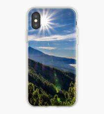 Mount Teide iPhone Case