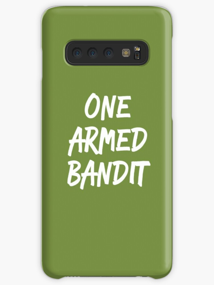 1b36cf42 One Armed Bandit Funny Amputee T-Shirt
