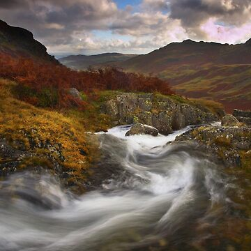 Wrynose Pass, Lake District by ademcfade