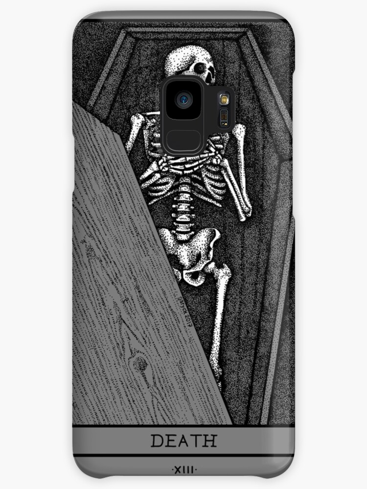 Death Tarot - Grey by GrizzlyGaz