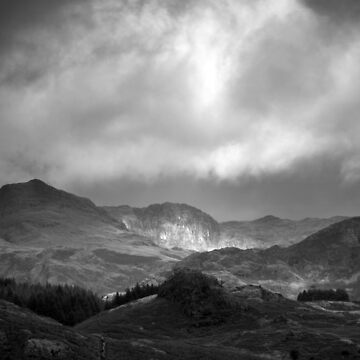 Langdale Pikes by ademcfade
