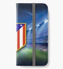 Vinilo o funda para iPhone Atletico Madrid