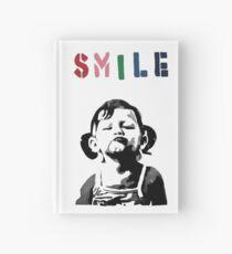 Banksy - SMILE Hardcover Journal