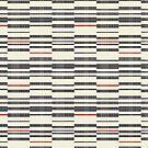 Abstract pattern 1 by Anastasiia Kucherenko