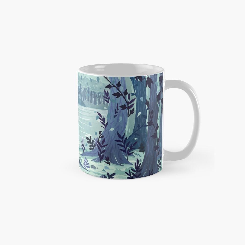 A Quiet Spot of Tea Mugs