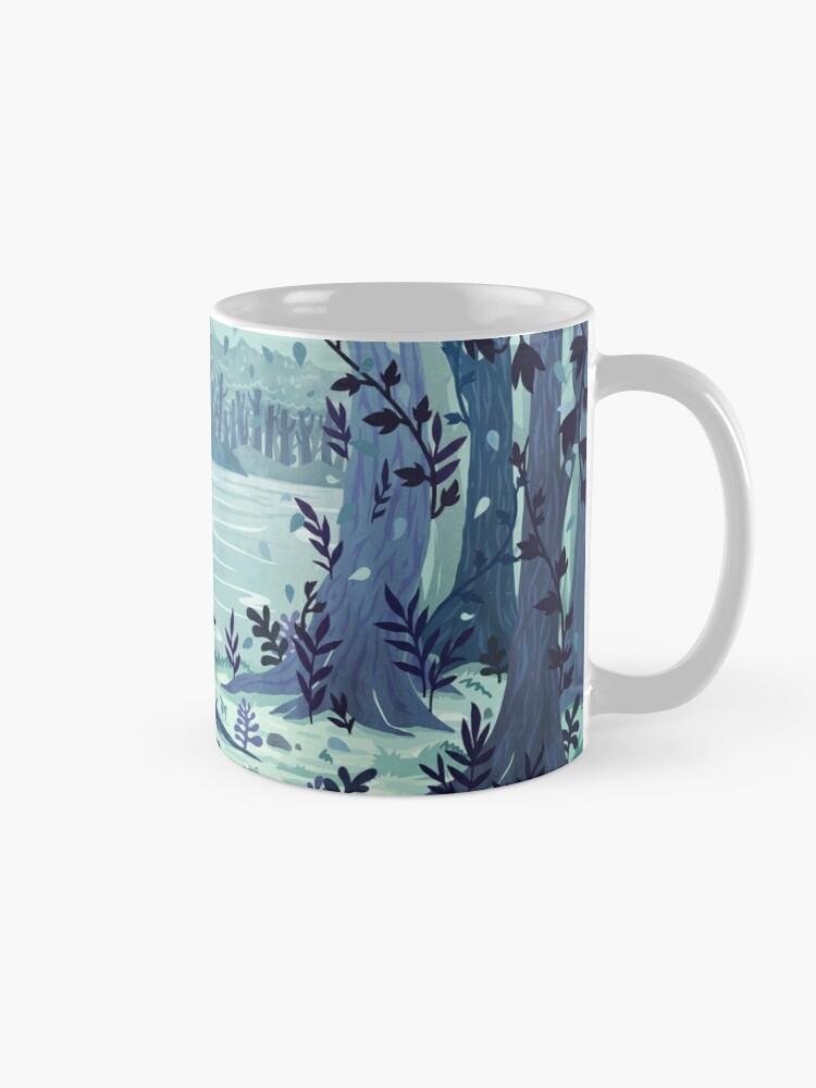 Alternate view of A Quiet Spot of Tea Mug