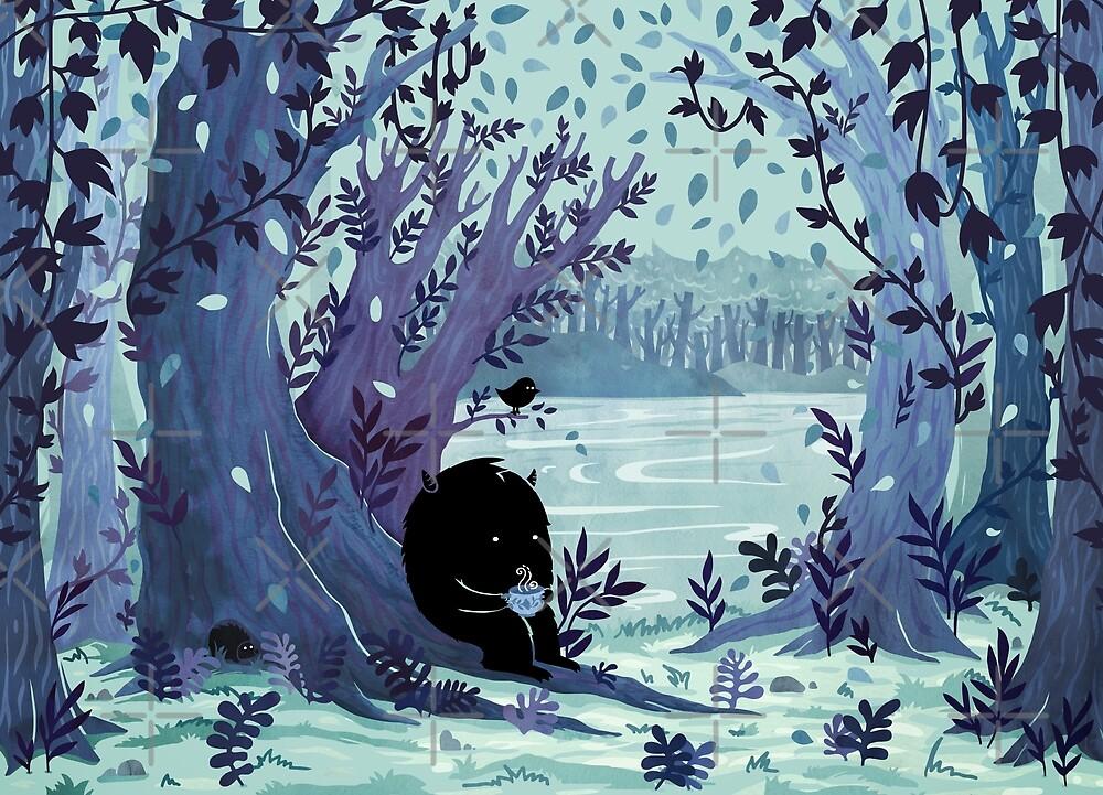 A Quiet Spot of Tea by littleclyde
